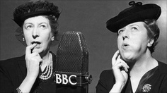 Gert and Daisy were the two characters of a British female comedy act who are particularly remembered for their contribution to film and radio entertainment during World War II. They were stalwarts of the BBC radio variety programme Workers' Playtime. The characters of Gert and Daisy were played by Elsie and Doris Waters who were sisters of Horace Waters, better known as Jack Warner of Dixon of Dock Green fame.