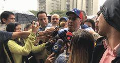 """¡DOLOROSAS PERDIDAS! Julio Borges rechazó muerte de manifestantes """"por la violencia de un gobierno que niega la Constitución"""""""