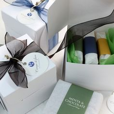 Caja de regalo con 3 jabones naturales de Campo di fiore