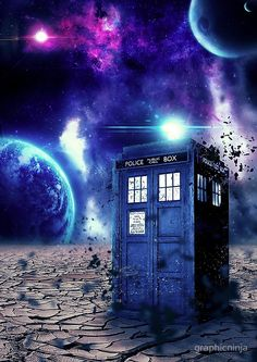 'Doctor Who – Tardis ' Art Print by graphicninja Full HD – Best of Wallpapers for Andriod and ios I Am The Doctor, Doctor Who Fan Art, Doctor Who Tardis, Doctor Who Wallpaper, Tardis Wallpaper, Tardis Art, Doctor Who Tattoos, Halloween Poster, Galaxy Art