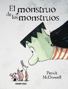 El monstruo de los monstruos   Libroseducativosinfantiles yjuveniles   Los Cuentos de Bastian