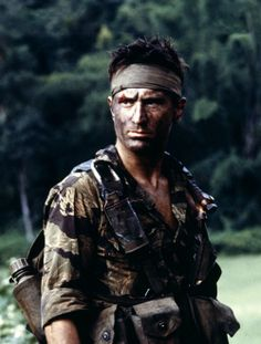 Robert De Niro in The Deer Hunter