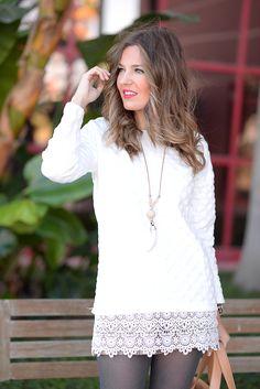 WHITE – Mi Aventura Con La Moda #kissmylook