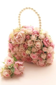 Cartera Floral y accesorio  a doc, great work guys!, <v>