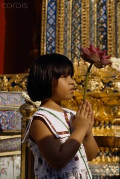 Small Prayers -- Thailand