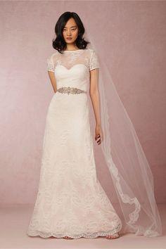 BHLDN Catherine Deane Avery Gown
