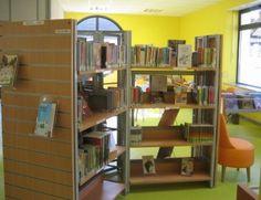 Bibliothèque de Foëcy (Cher)