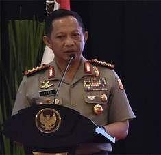 Kapolda Se-Indonesia Diangkat Kapolri Sebagai Ketum dan Depim Inkanas | Fajar Timor
