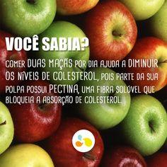 Conheça outros alimentos que também ajudam a reduzir o colesterol! http://maisequilibrio.com.br/bem-estar/