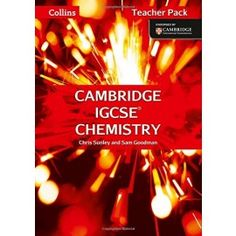 9781107614994 cambridge igcse chemistry workbook fourth edition collins igcse chemistry provides complete coverage of the latest cambridge igcse syllabus for chemistry and is packed full of questions in depth content fandeluxe Gallery