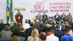 Lançamento de novo eixo de atuação do Plano de Enfrentamento ao Aedes.Blog do Planalto. Link http://6jrn.qr.ai