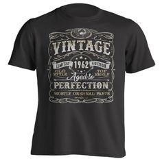 55th Birthday Shirt - Vintage - Mostly Original Parts