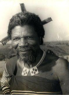 SWAZILAND : King Sobhuza II