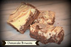 Sisters' Sweet and Tasty Temptations: Cheesecake Brownies