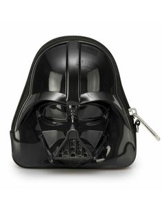 Star Wars Darth Vader Darkside Black 3-D+Coin/Clutch Bag by Loungefly - Okay, I'm done. Why did nobody give me this for Christmas???!!!