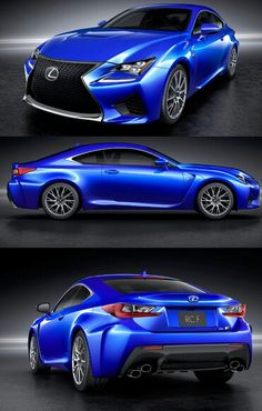 Lexus RC F This is the car I plan to purchase in August.