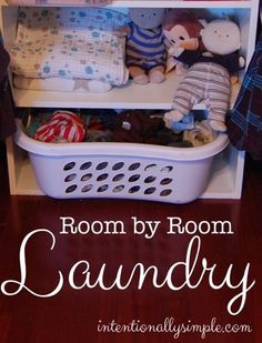 Room by Room Laundry