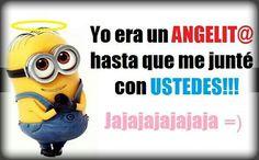♥ era un angelito