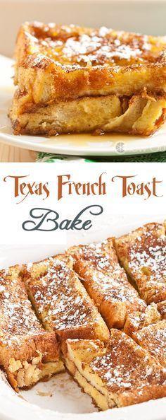 Texas French Toast Bake r1