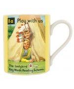 Ladybird Mug - Play with Us