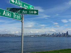West Seattle - Alki