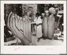 US Slave: Sculptor Augusta Savage