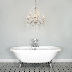 bathroom chandelier w crystal glass beads and droplets 9 lights chrome - Bathroom Chandeliers