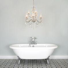 21 Best Bathroom Chandeliers Images