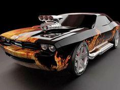 Hot Rod...