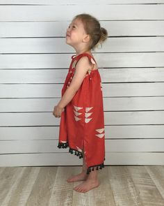 BOHO UNION DRESS BY THE MAGPIE CO