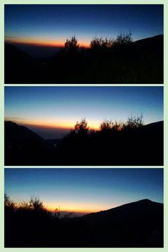 Taken before sunrise.