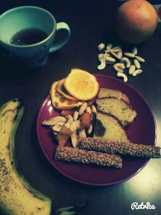 just a healthy breakfast for your day to start happy and fully energised