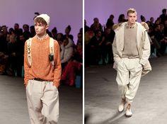 London Mens Fashion Week Topman A/W 201. Ty