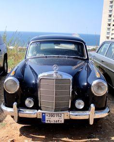 Mercedes 1957.