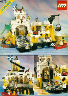 "My favourite set ""Eldorado Fortress"" (1989)"