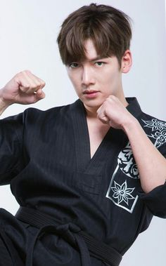 Ji Chang Wook for _Tornado Girl  2_  promo photoshoot