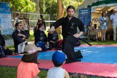Différentes disciplines d'arts martiaux. (Photo: Patrice Campion/Ville d'Angers)