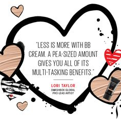 a BB Cream tip from our brand founders. #Sephora #Smashbox