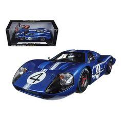 Ford Gt Mk Iv  Blue Lemans  Hours L Ruby D