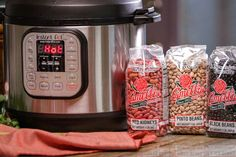 Instant Pot Tips, Tricks & How-To's :: Camellia Brand Ham Hock, How To Cook Beans, Pinto Beans, Pressure Cooker Recipes, Instant Pot, Camellia, Things To Come, Cooking, Tips