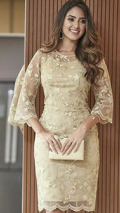 wedding dresses for mothers Trendy Dresses, Modest Dresses, Simple Dresses, Beautiful Dresses, Fashion Dresses, Formal Dresses, Wedding Dress Chiffon, Lace Dress, Wedding Dresses