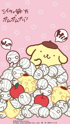 ❤ Blippo.com Kawaii Shop ❤ Sanrio Wallpaper, Hello Kitty Wallpaper, Kawaii Wallpaper, Kawaii Shop, Kawaii Cute, Kawaii Stuff, Sanrio Characters, Cute Characters, Cellphone Wallpaper