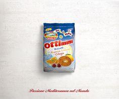 Da un mix di frutta nasce un biscotto dal sapore unico.  Hai già provato gli  #Ottimini Arancia, Limone e Ciliegia #Divella?