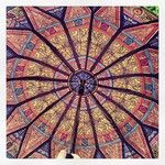 It was a good day to have your Linderman umbrella handy!