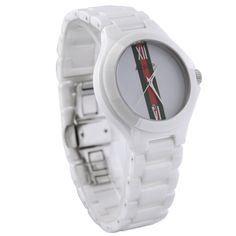 http://www.ceramicslife.com/active-ceramic-watches-waterproof-watches-his-and-hers-watches.html $92.11 Active ceramic watches Korea imported ceramic table original colored lines waterproof watches his-and-hers watches