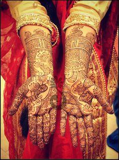 Mehndi Maharani 2013 Finalist: Hiral Henna http://maharaniweddings.com/gallery/photo/13844