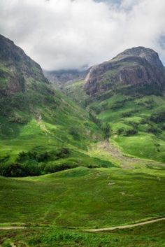 Scotland Highlands, I just want to get away for a long period of time. I need to reset