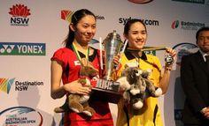 Sayaka Takahashi Winner