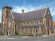 SS Peter and Pauls Old Catholic Cathedral - Goulburn