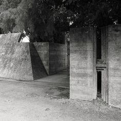Brion Family Grave  San Vito d'Altivole, Italy  1969-1978  Carlo Scarpa, architect